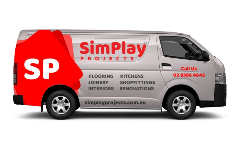Simplay Projects Car Wrap